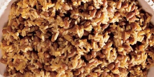 rice and beans jollof